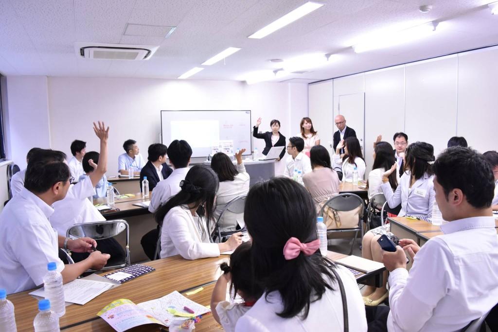 """""""自動車点検整備推進運動×ITマミー部""""決起会!"""