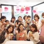 イベント報告【第2回マミホビ・母の日のバラのフラワーカップケーキ講座】開催致しました。